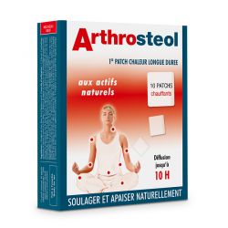 ARTHROSTEOL PATCHS CHAUFFANTS